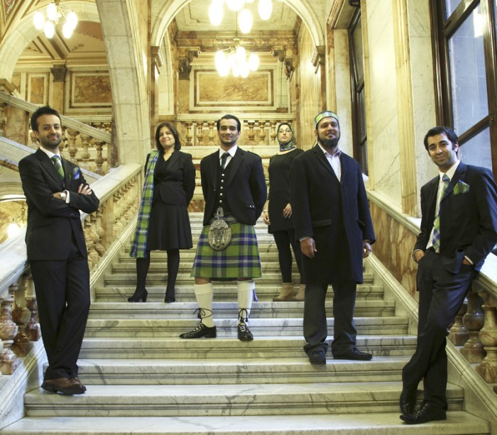 The Islamic Tartan