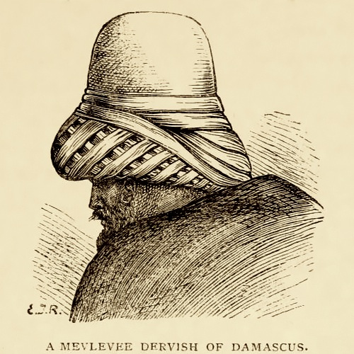 A MEVLEVEE DERVISH OF DAMASCUS