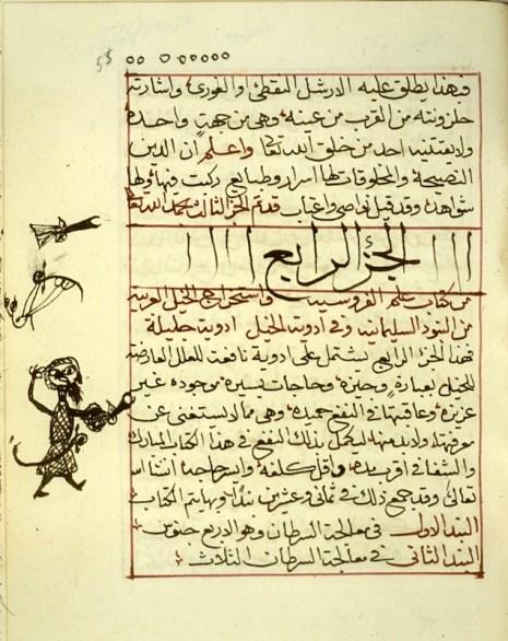 「馬術の書」写本
