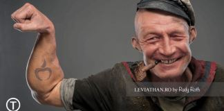 Traian Basescu Poppeye Marinarul