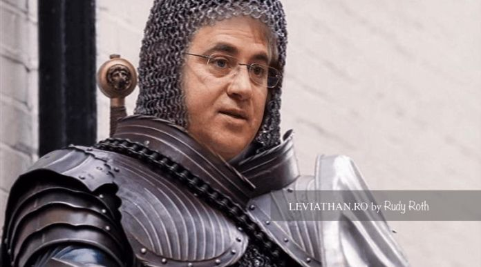 Viorel Badea - Cavaler al Ordinului Traseistilor