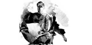 Mimi Şaraga Maxy: Portretul lui M. H. Maxy