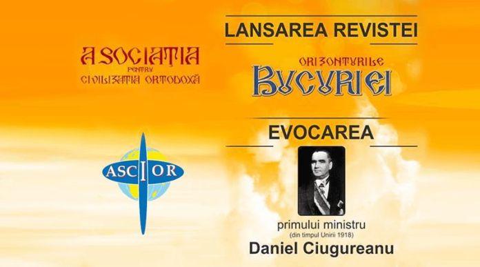 """Asociația pentru Civilizația Ortodoxă(ASCIOR) -Revista""""Orizonturile Bucuriei"""""""