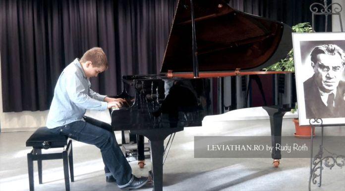 Paul Braica - pianist român