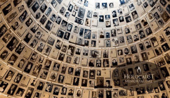 Comemorarea Victimelor Holocaustului