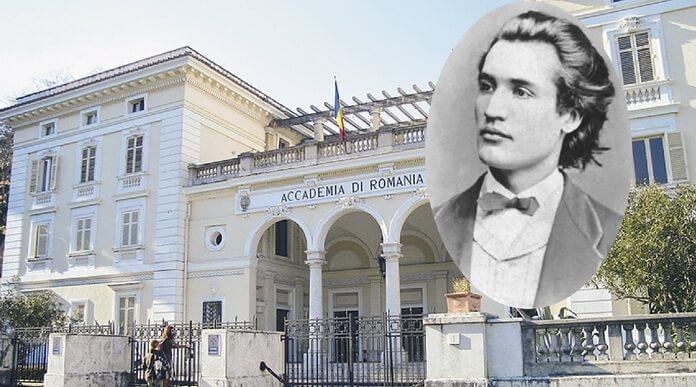 eminescu universalitate accademia di romania roma 2017