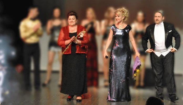 Dorina Roman Dan Zorilă Anuța Sagneanca - Teatrul Particular Brasov