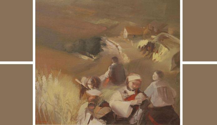 Madarassy György Tamás - Liniştea pământului