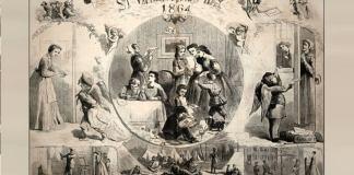 Sarbatoarea Zilei Sfantului Valentin in secolul al XIX 19 lea