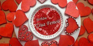Ziua Femeii 8 martie Womans day march