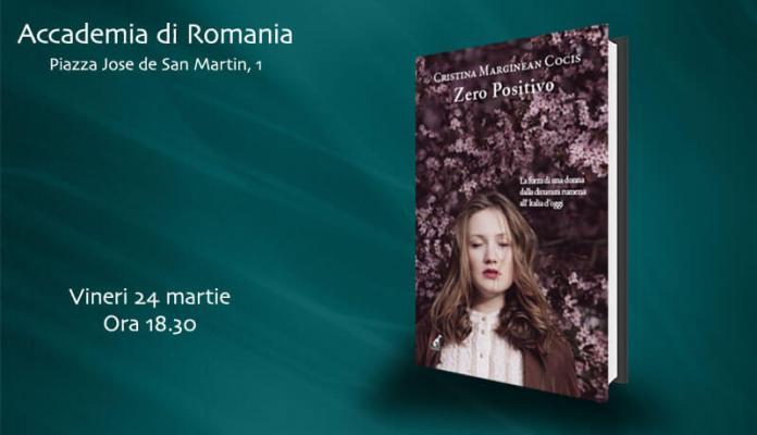 Cristina Marginean Cocis - Zero Positivo - Accademia di Romania