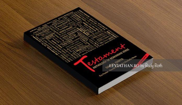 Daniel Ionita - Testament - Anthology of Romanian verse
