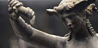 Hypnos statue ancient Rome