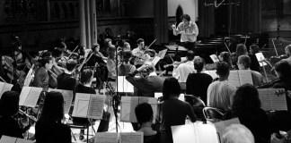 Oberon Symphony Orchestra Londra - Concert Pascal Bentoiu