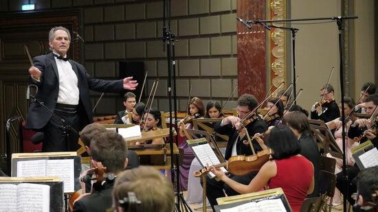 Orchestra Romana de Tineret Cristian Mandeal