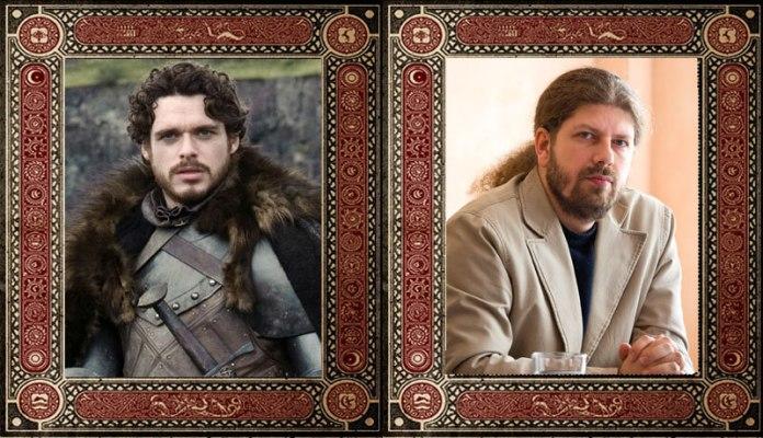 Robb Stark Remus Cernea Game of Thrones Politicieni Romani