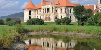Castelul Bánffy de la Bonțida Sursa foto ICR Budapesta