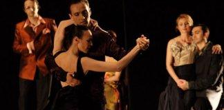 Imagine din spectacolul Un Tango Mas
