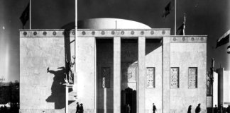 Pavilionul României la la Expoziția Universală New York 1939–1940 Sursa foto ICR New York