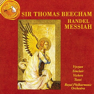 sir thomas beecham messiah handel