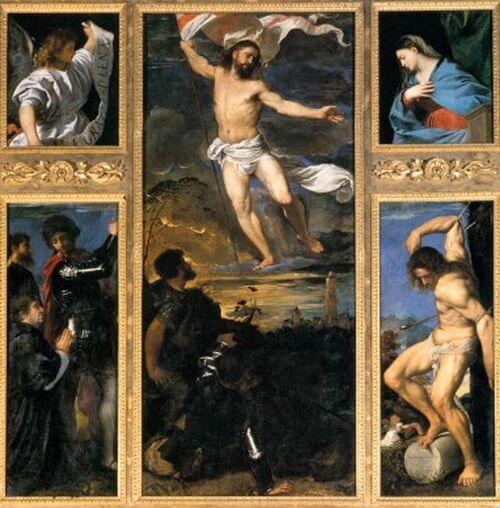tizian invierea