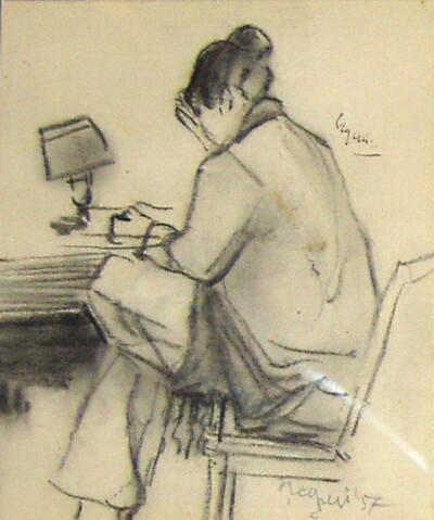 Desen de Ion Popescu Negreni