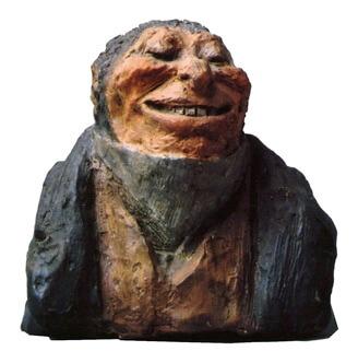 Statuetă de Honoré Daumier