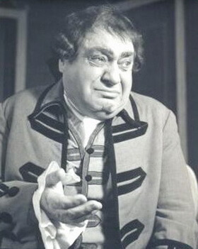 Alexandru Giugaru (Lunardo) în Bădăranii de Carlo Goldoni