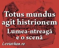 totus mundus agit histrionem rubrica leviathan ro logo