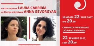 Laura Cabiria Anna Gevorgyan Istanbul
