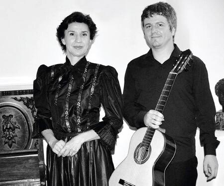Claudia Codreanu și Costin Soare