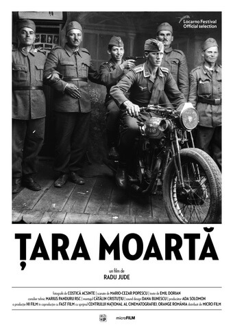 Poster Țara moarta
