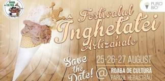 festivalul inghetatei