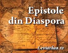 rubrica epistole din diaspora logo leviathan