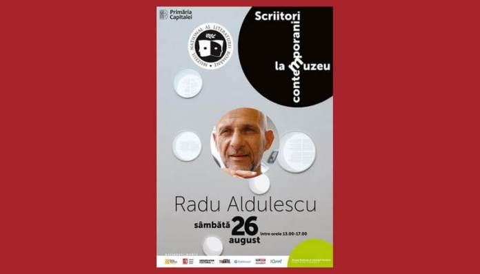 scriitori contemporani la muzeu radu aldulescu