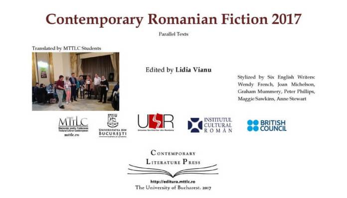 Contemporary Romanian Fiction 2017