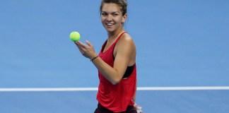 Simona Halep, nr. 1 mondial la tenis de câmp