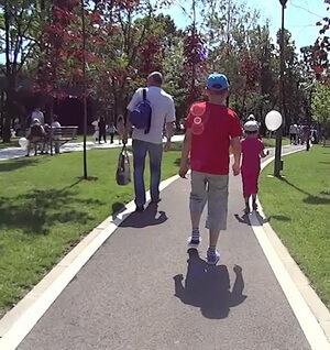 alee biciclete parcul drumul taberei
