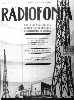 revista-radiofonia-primul-numar-9-noiembrie-1928