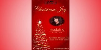 madalina mantu christmas joy