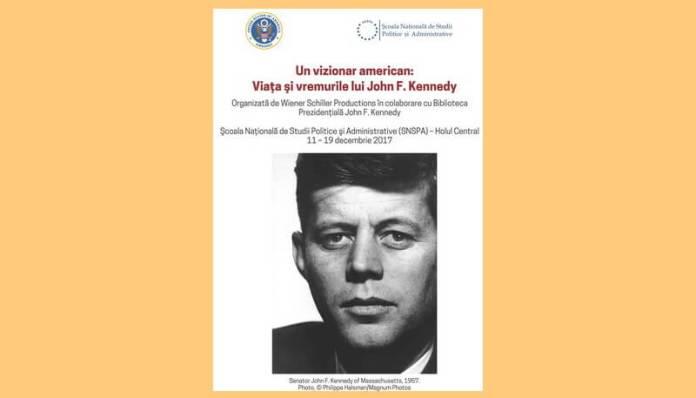 un vizionar american john f kennedy