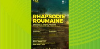 rhapsodie roumaine sonoro viena