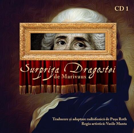 Coperta CD 1 SURPRIZA DRAGOSTEI