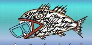 Grafică satirică de Cristian Marcu