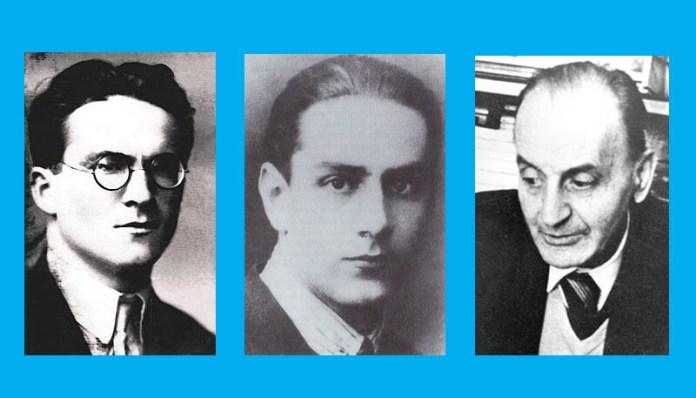 Mircea Eliade, Mircea Vulcănescu, Constantin Noica