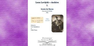 leon levițchi archive byron