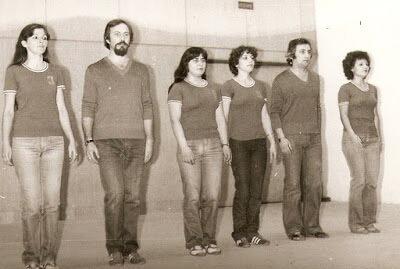 Brigada artistică IPA Sibiu, noiembrie 1982, faza municipală