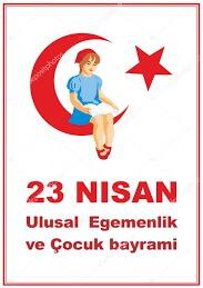 23 nisan sarbatoarea turcia