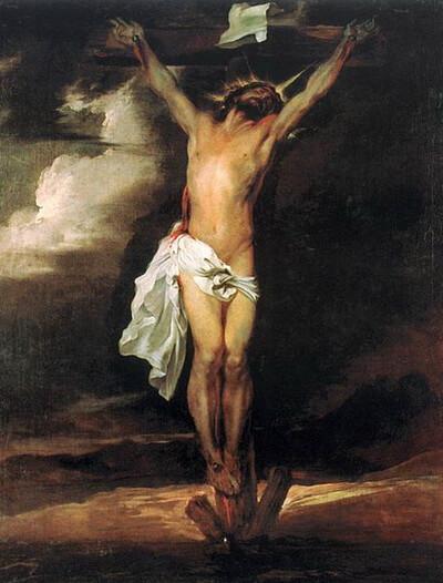 """Anthony van Dyck, """"Răstignirea"""", circa 1622"""