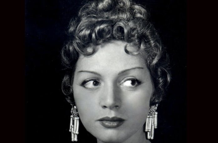"""Carmen Stănescu în """"Ovidiu"""" de Vasile Alecsandri"""